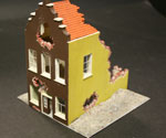 A102 - European Town House Base (A75005)