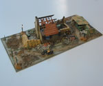 S231 - Airfix Forward Command Post Base