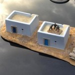 M205 - North African Building: Small  House