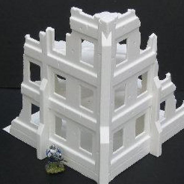 Z214 - City Block Ruins